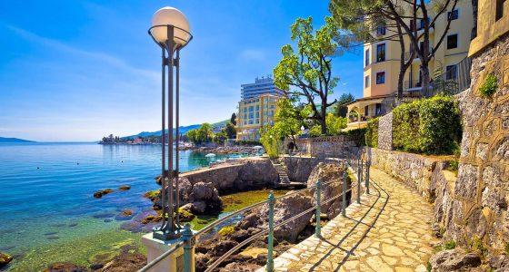 opatija trips tours shore excursions croatia